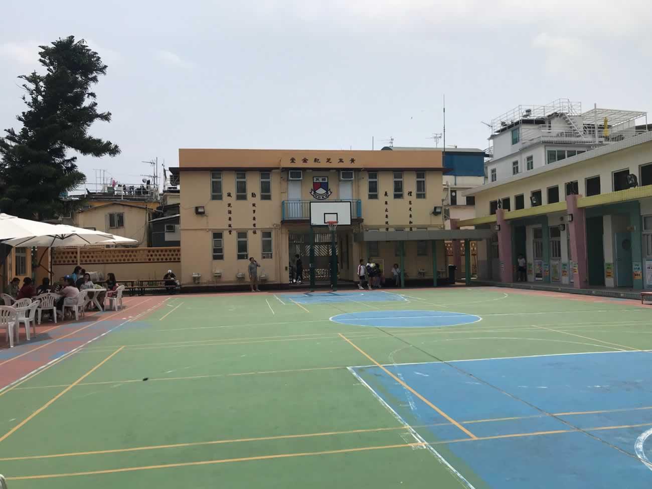 國民學校位於離島長洲。
