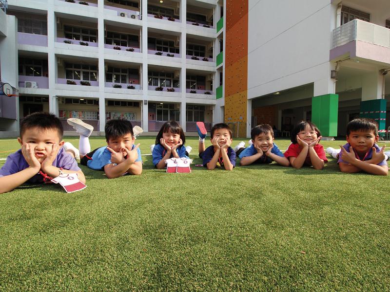 校方一發現學生具備某種才能,便會為他們投放資源,讓他們盡情盛放異彩。