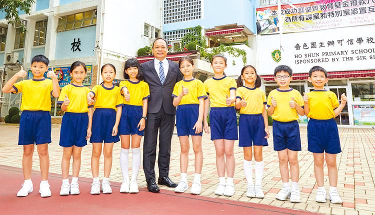 朱遠球校長促進「資優教育普及化、普及教育資優化」