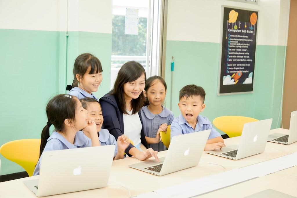 課室教學設備先進及靈活。