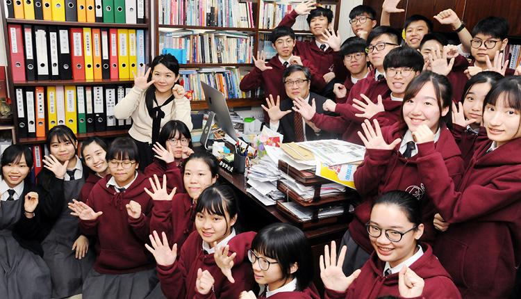 優秀的教育團隊,能提升學生學習興趣。