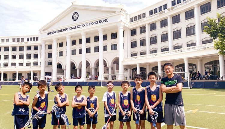 學生在首屆棍網球校際盃(小學組)比賽獲得總冠軍,成績令人鼓舞。
