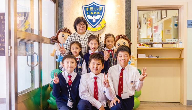 「李陞小學很重視情誼, 校園內外人情溫暖,老師關顧學生無微不至,但老師對學生也很有期盼,會因應他們的成長過程,調整對他們的要求。」 李陞小學 吳丹校長
