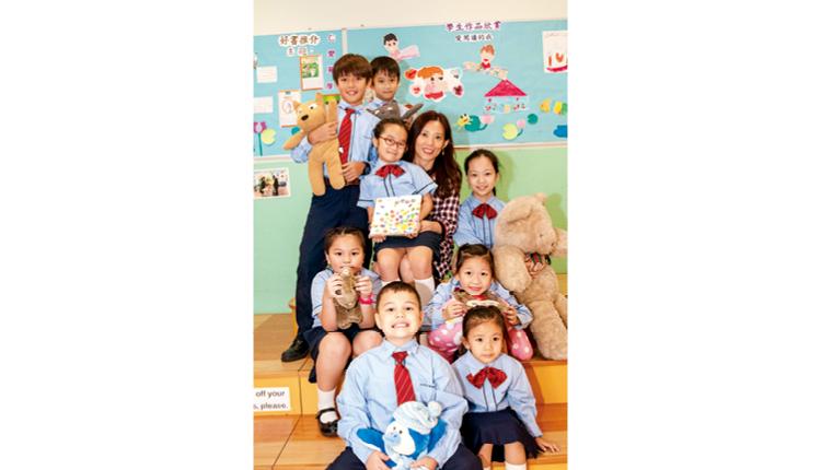 「學校的兩大教學發展方向 是學生的英語能力和STEM 綜合運用能力,同時通過各種學習領域的學與教、《弟子規》朗讀活動,培養學生正面的價值觀,讓他們成為德才兼備的社會棟樑。」 樂善堂梁黃蕙芳紀念學校  許敏詩校長