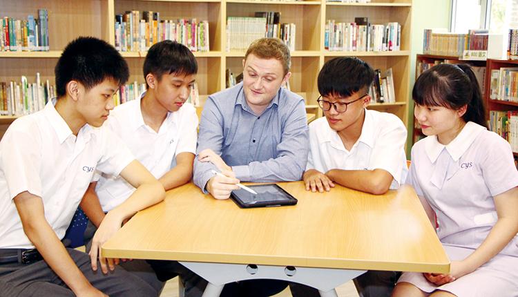 學校堅持為學習性向及能力皆異的學生,提供發展學習潛能的機會。