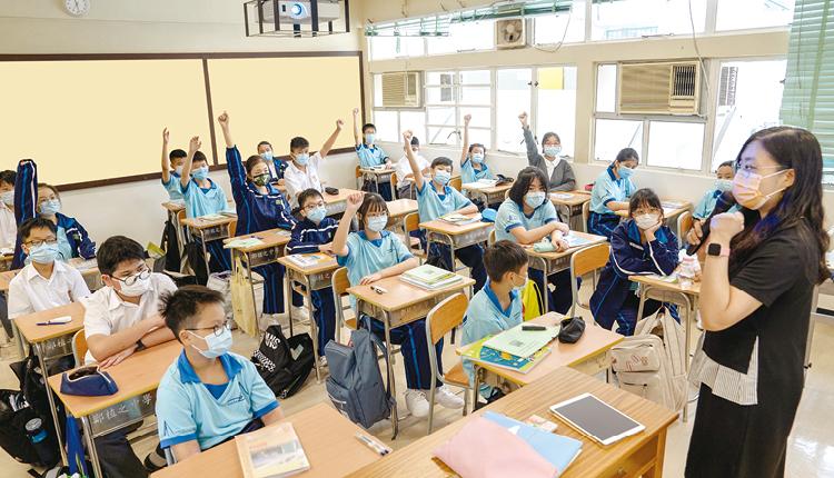 擁有優秀的教學團隊,即能確保教學質素,大大提升教學效能。