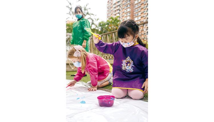 大衛幼稚園一直秉持為幼兒提供全人教育,慢慢在區內建立校譽。