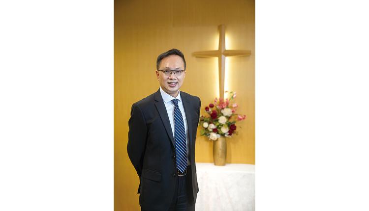 王志偉校長