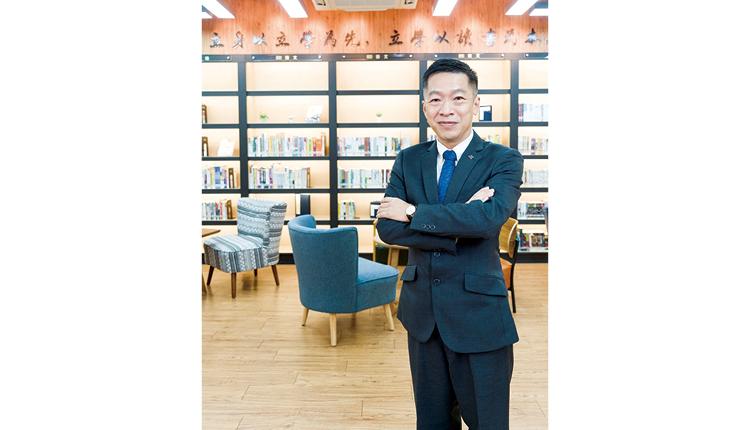 陳漢明校長