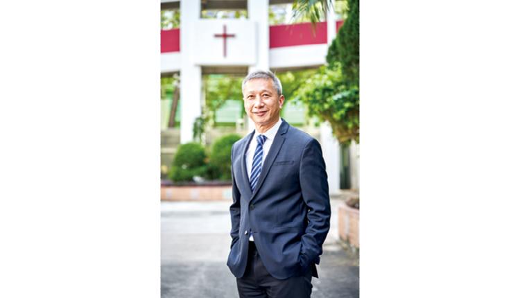 鄧智光校長