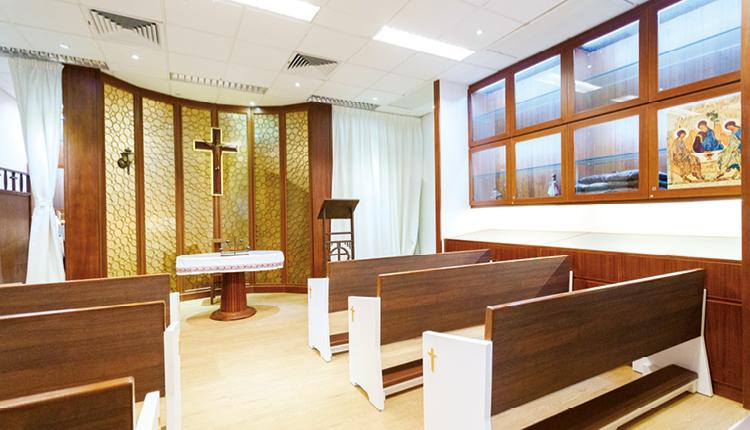 學校本著基督仁愛精神辦學,提供靈、德、智、體、群、美並重的全人教育。