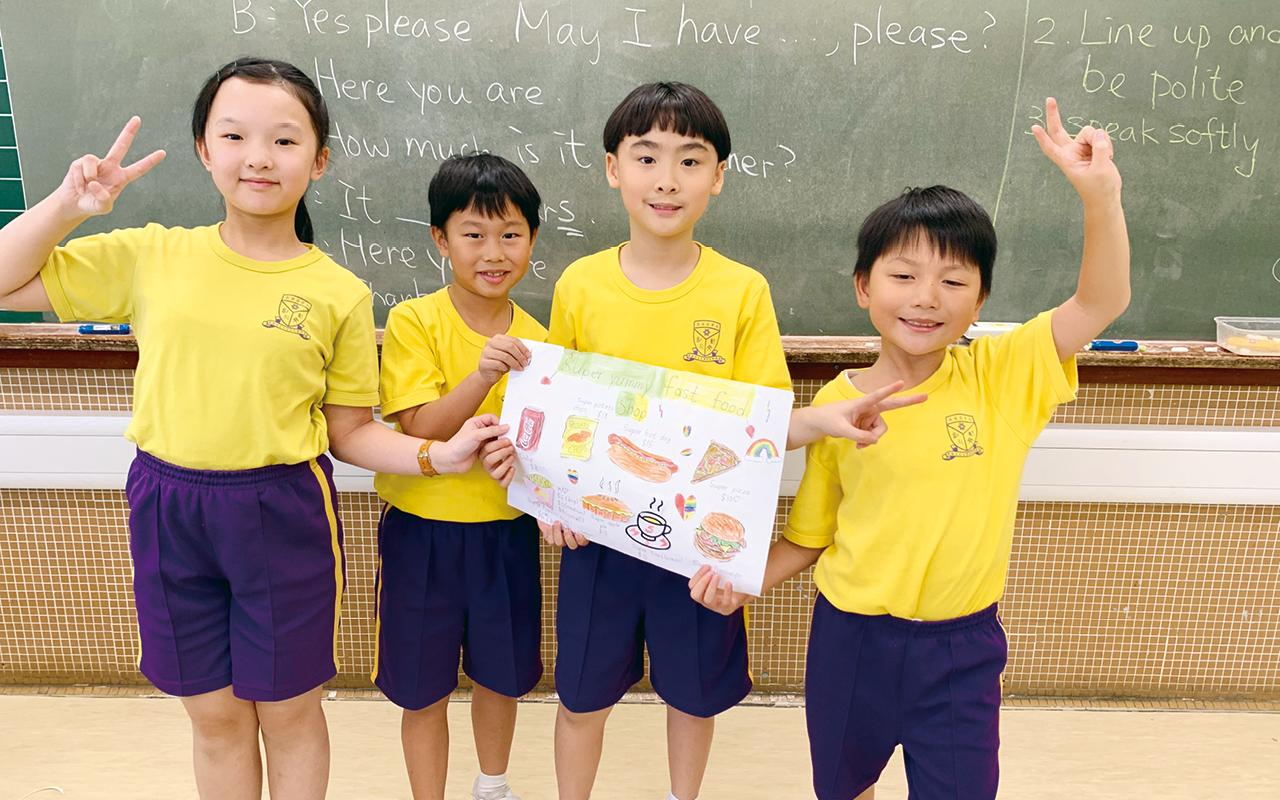 基於劉校長本身修讀英語教學出身,是以對教材和課程均有所要求,課程內容必須擺脫沉悶呆板。