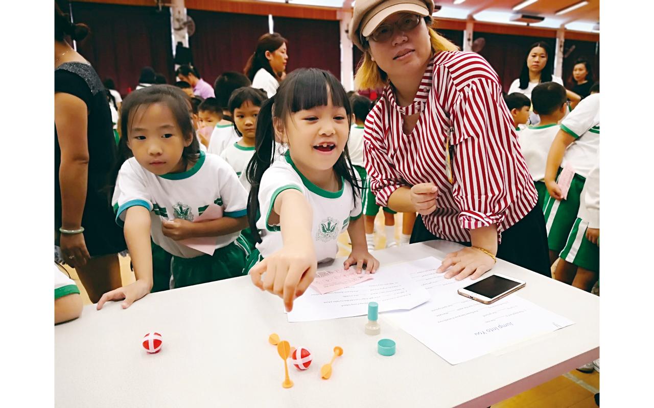 綜觀學校近年的積極發展,在學與教及管理方面均取得驕人的成績。