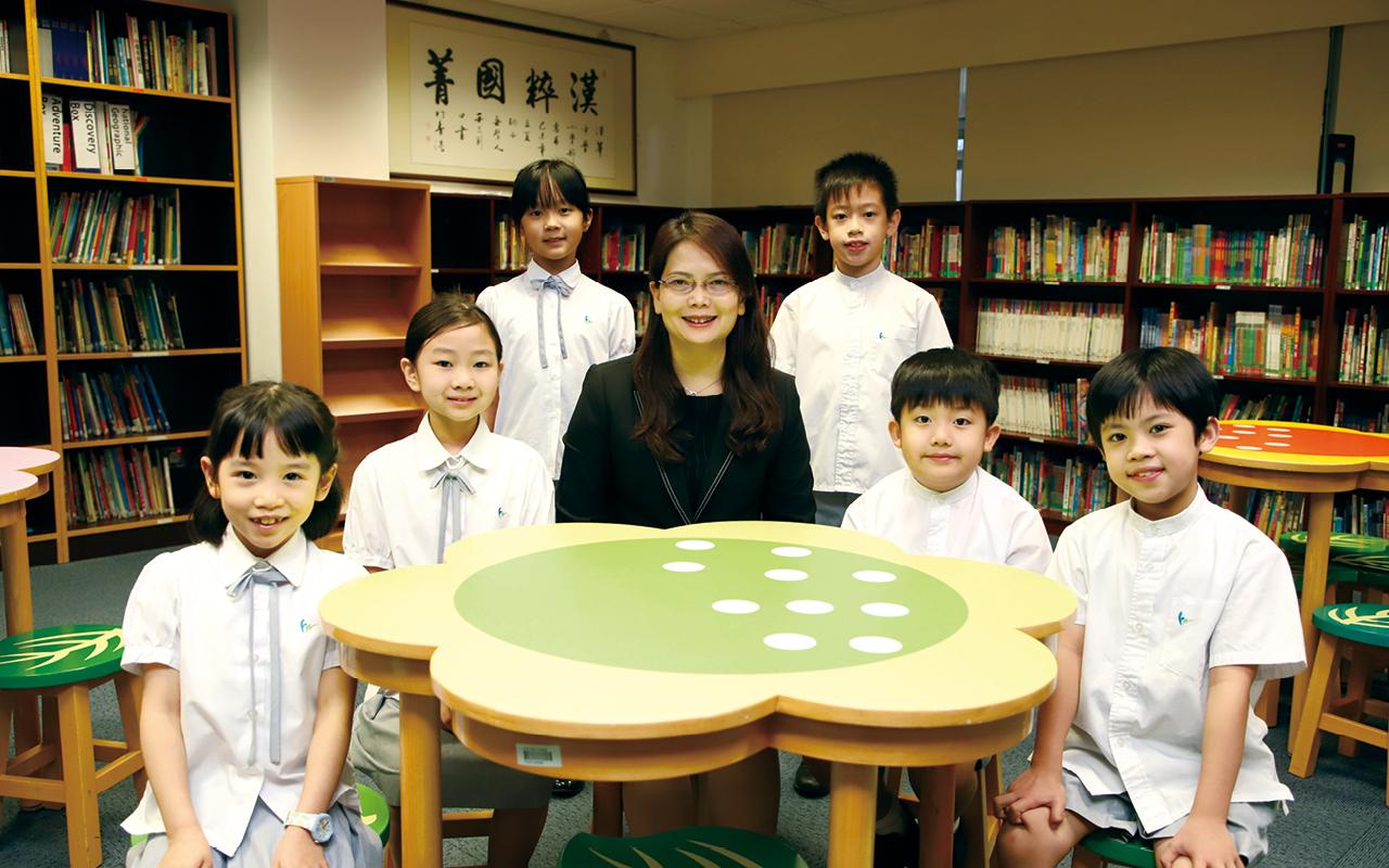 小學部主管 歐惠珊副校長