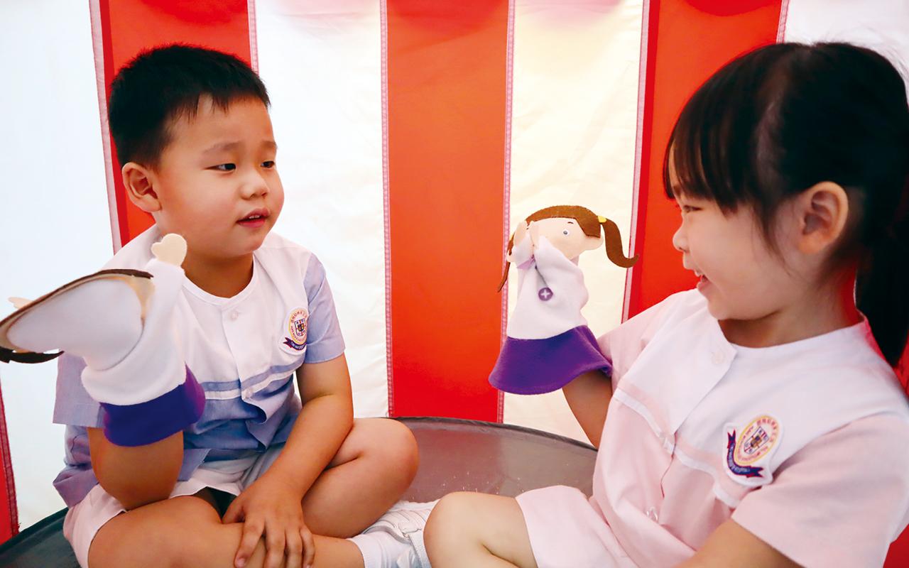 陳永順校長特別著重小朋友的身心成長需要,從自由愉快的學習中,尋找自己的潛能,發展個人所長。