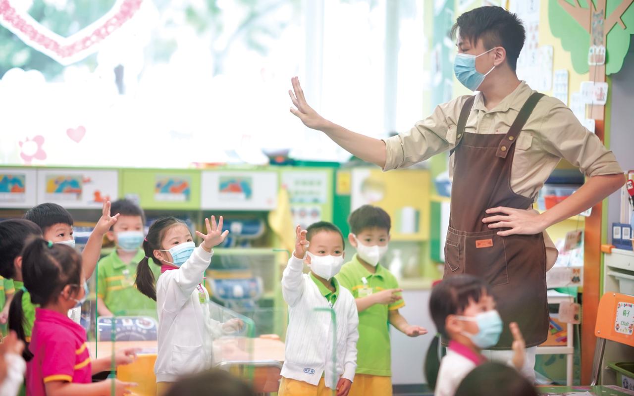 該校學生在各科活動上均有優秀的表現,而且屢獲殊榮。