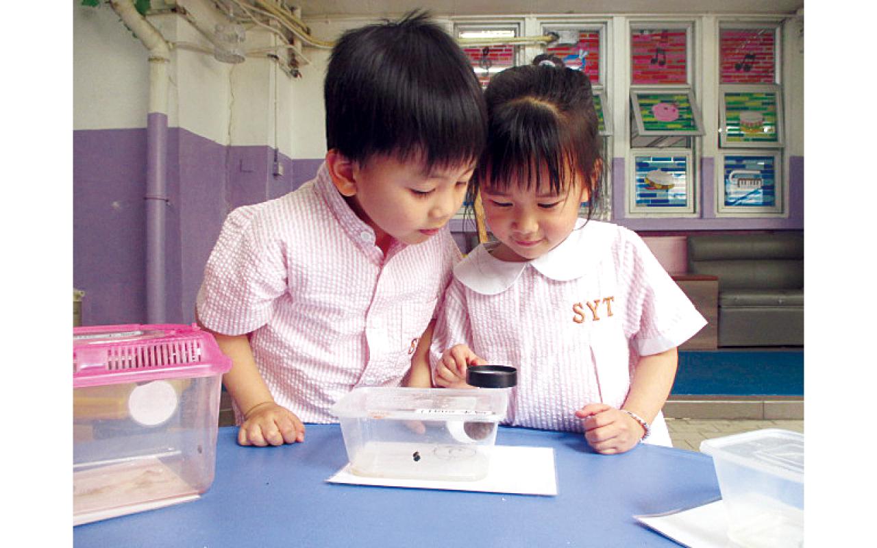 老師運用多元化的教學策略能吸引幼兒更有興趣投入學習,若能豐富幼兒的生活體驗,幼兒的邏輯思維和分析力,便能得以啟發和提升。