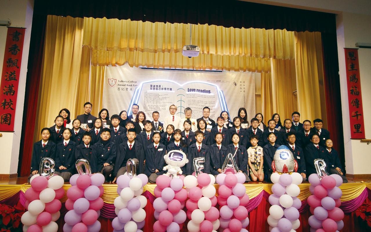 透過不同活動讓學生明白,學英語不應只為考試,更能提升自己的語文鑑賞及創作力。