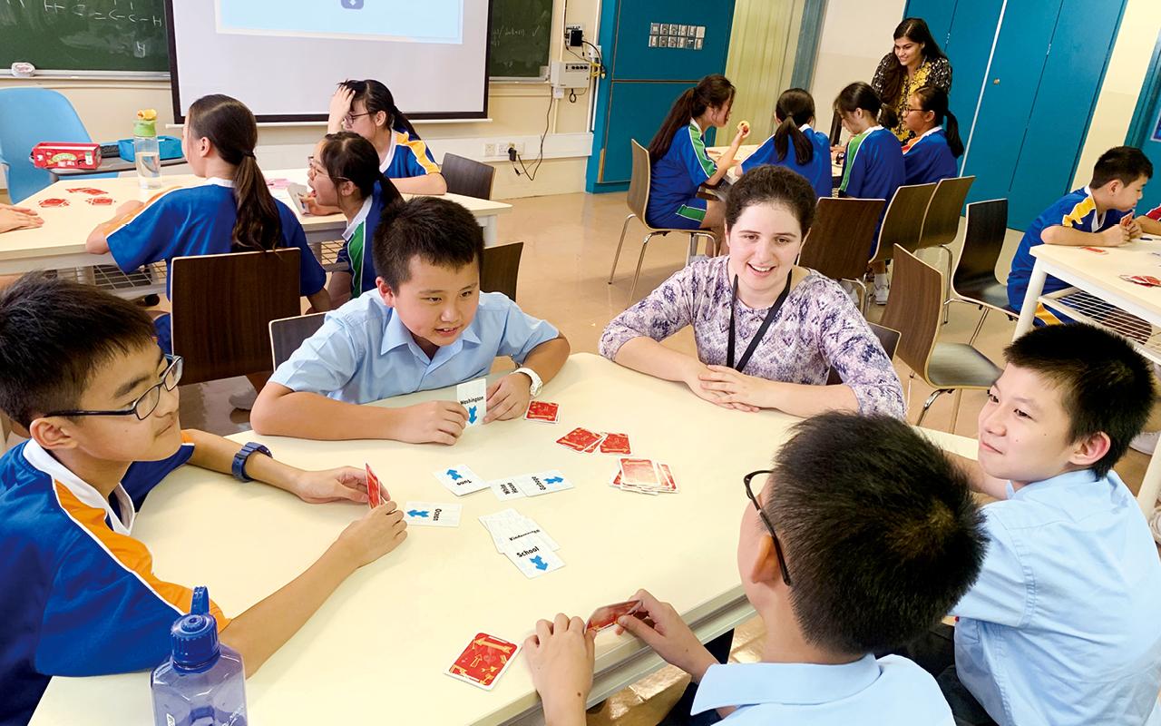 校方開啟銜接計劃,舉辦準中一活動體驗日,形式寓學習於遊戲,內容主題多元,包括科學、語文、體育及視覺藝術。