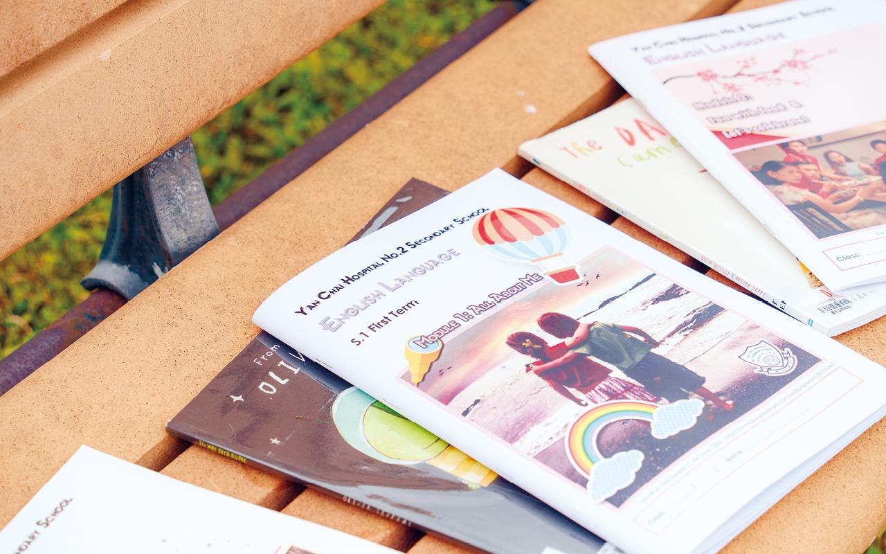英文科悉心增添了三套不同主題的層階叢書,讓同學閱讀不同類別的課外英語書籍。