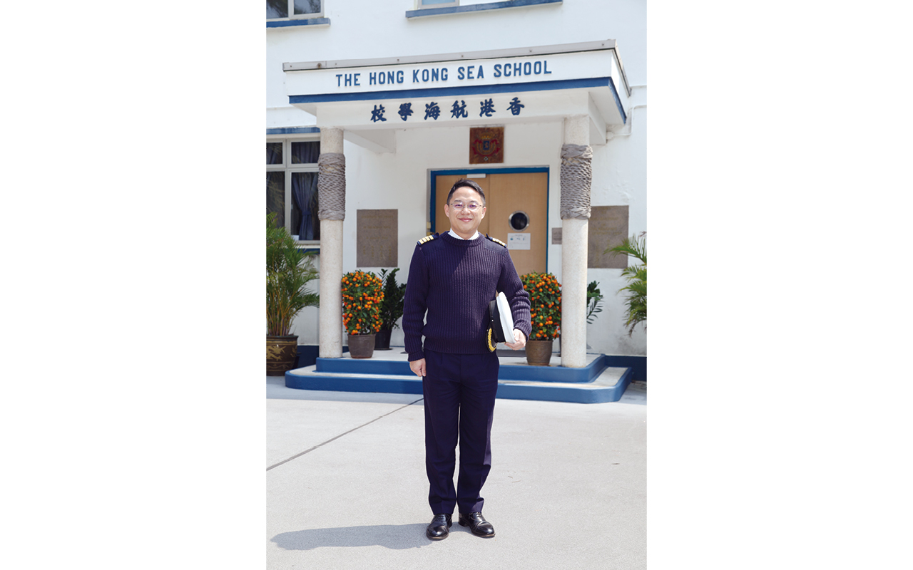陳道沛署任校長