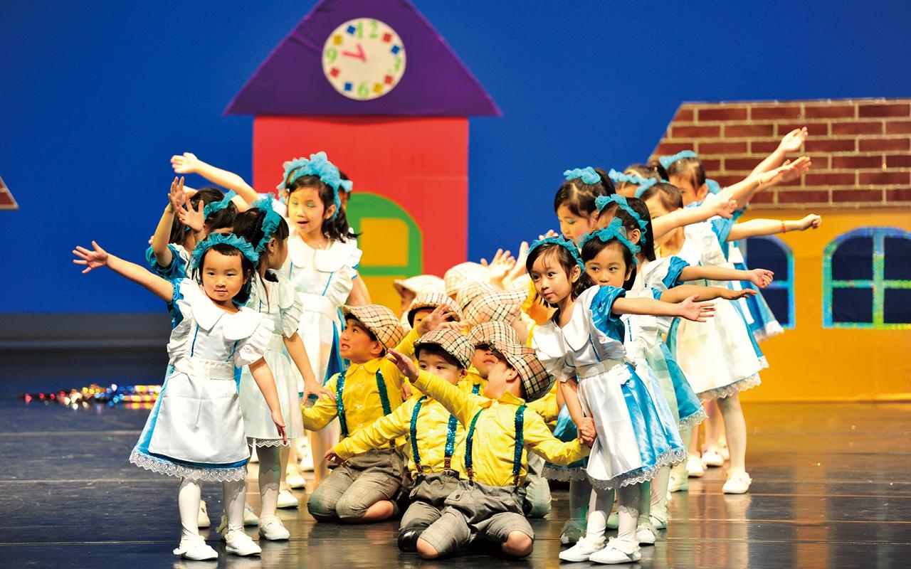 多姿多彩校園生活 - 葵青區舞蹈比賽