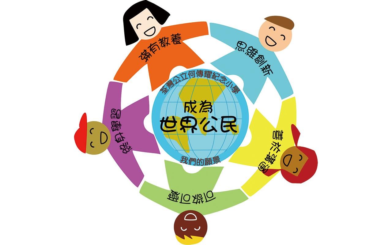 朱慧敏校長認為學習不應被課室所局限,而是要讓學生走出社區,步向世界。