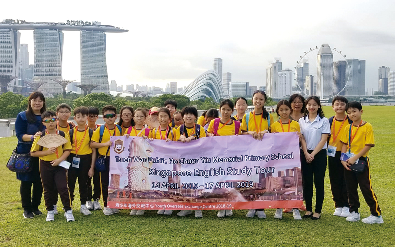 朱校長說:「我們珍視每個學生的獨特才能,希望所有資源都用得其所,效果也的確令人鼓舞。例如在首屆『全港小學生運算思維比賽』中獲得冠軍、以香港代表隊的身份到新加坡參加『國際紙飛機飛行比賽』等,學生從中獲得成功感,更有利他們將來的發展。」