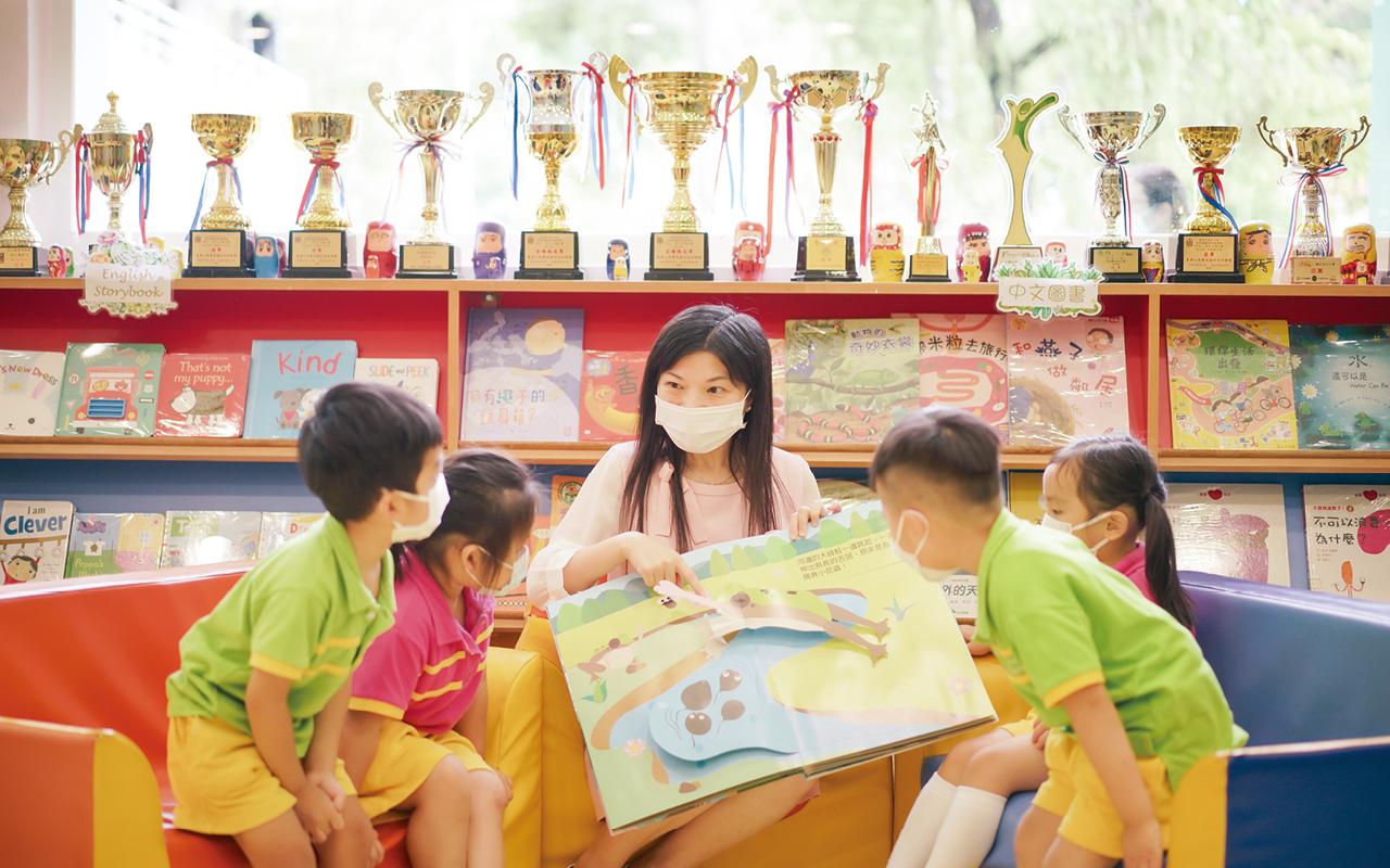 黃珮珊校長表示,每個孩子都是獨一無二,學校的責任就是為他們尋找屬於自己的特質,讓他們在最合適的舞台上發光發熱,成為璀璨閃耀的星星。