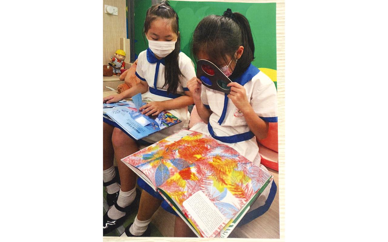 佛教榮茵學校重視學生在校內的學習經歷,一直抱持「爭取資源,創造機會,成就學生」的理念,不斷優化課程,將學習效益最大化。