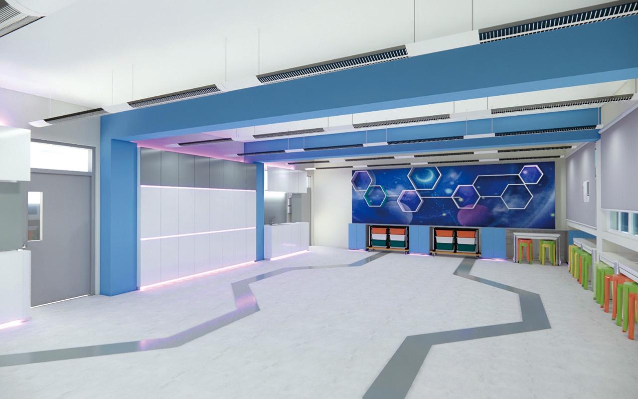 STEAM ROOM(2021學年啟用)