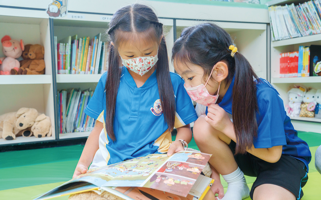 接軌世界首先需要有廣闊的視野,學校把現有的校本體驗式遊歷課程和全球公民課程結合,以深入的學習模式擴展學生的認知。