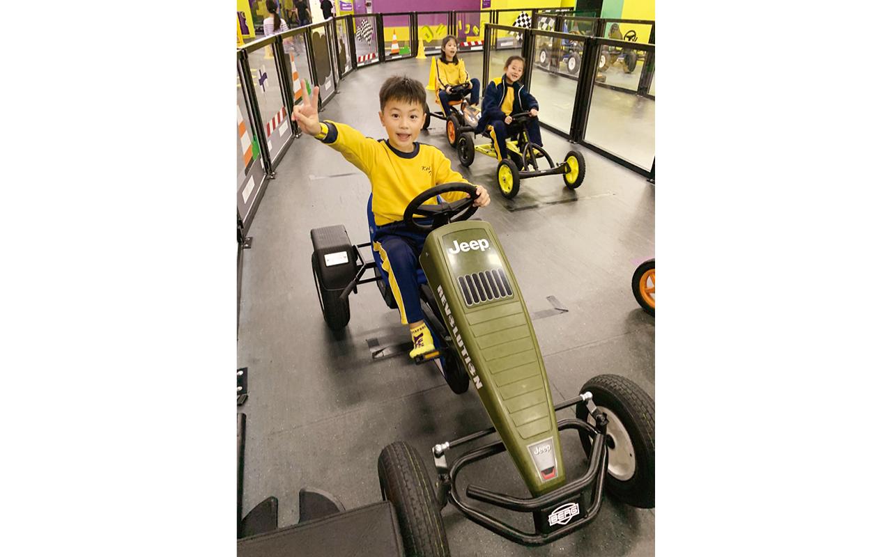 學校正優化校園設施,除了加建升降機,更會將運動場重鋪,為學生提供優質校園環境,發揮天賦。