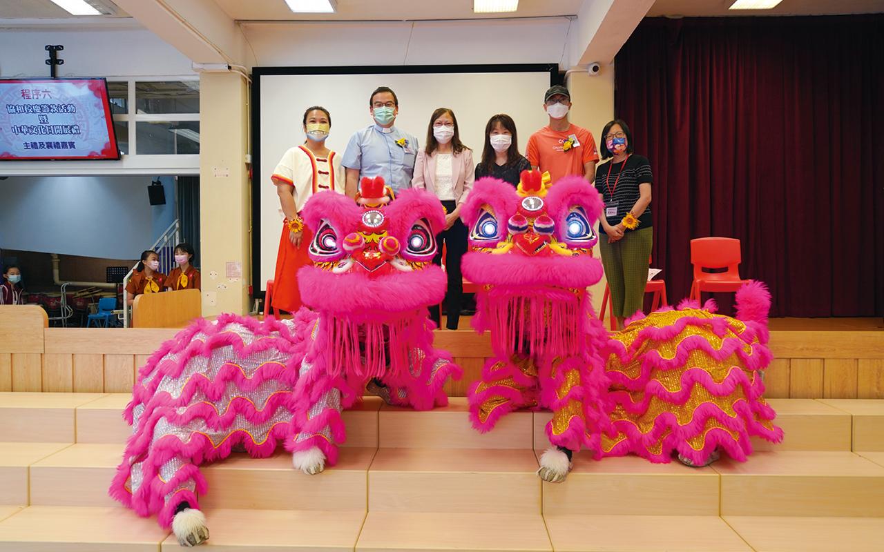 中華文化日開展禮