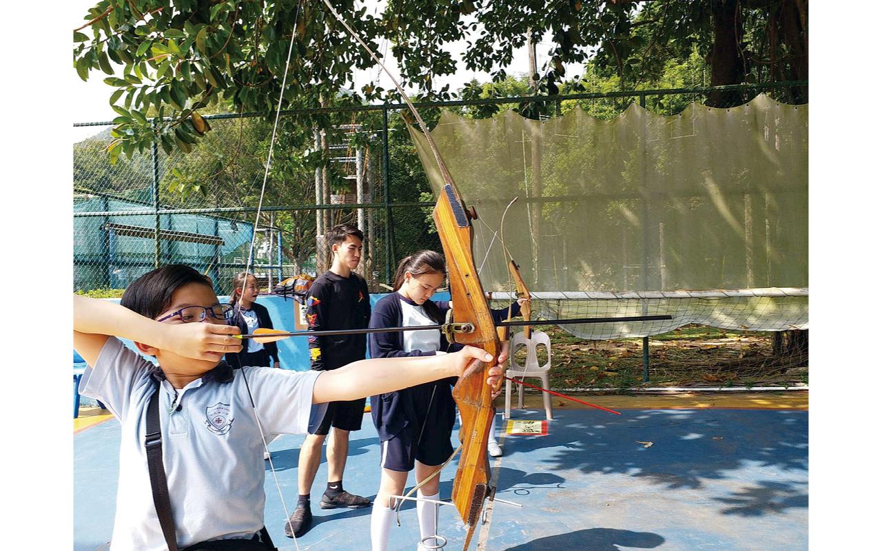 為了拓展學生的多元智能,學校特別開辦了五十多項特色課外活動。