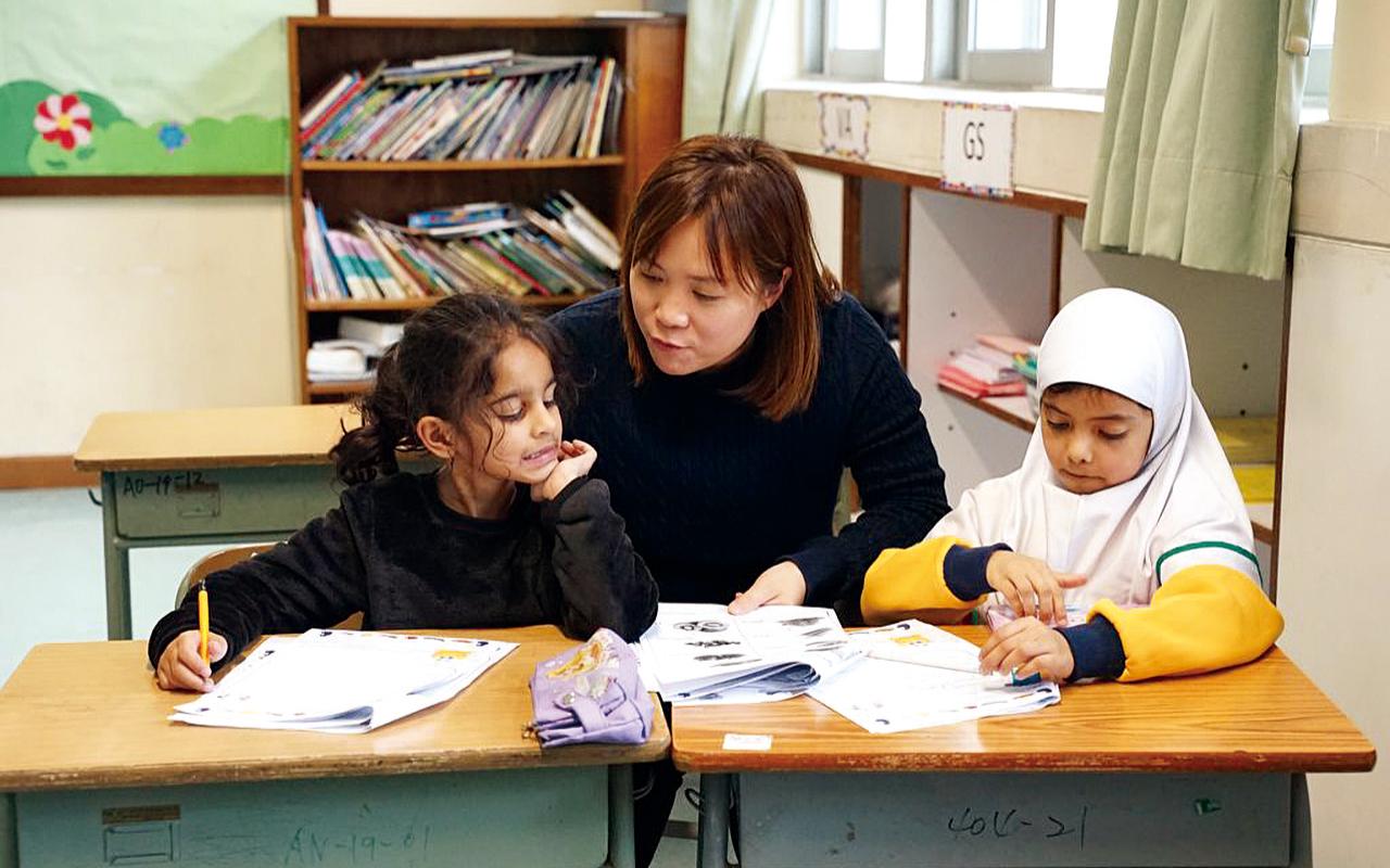 學校順利發展不同的課外活動,當中離不開校長和教師團隊對學生的興趣和需要觀察入微,事事以學生為中心。