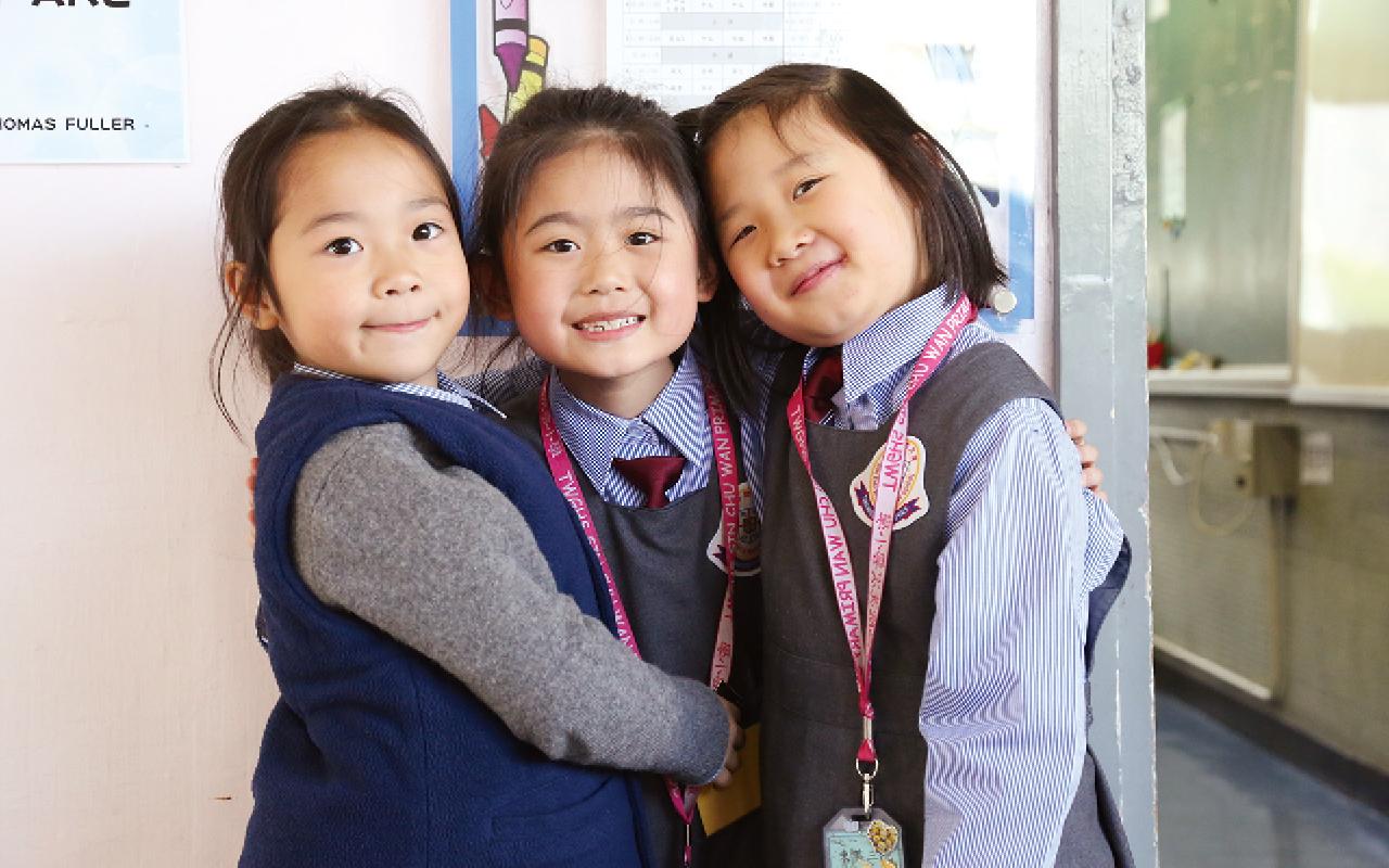 學校關注師生的需要,透過地方建設與營造,使學校成為師生喜愛的生活空間,從而建立他們的幸福感。