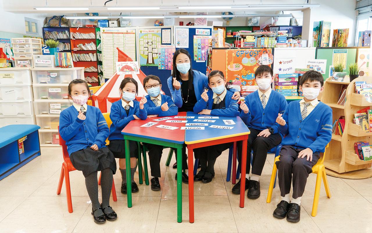 馬詠兒校長致力為學生提供完善而愉快的學習環境,為他們建立積極的人生觀。學校亦與家長建立良好夥伴關係,致力發揮學生潛能。