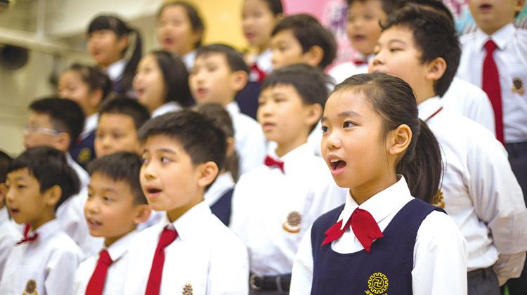 佛教黃焯菴小學:教學團隊師資卓越 樂學樂玩學好英語