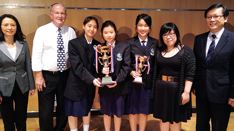 香港神託會培基書院:多元校本英語課程 讓學習充滿樂趣