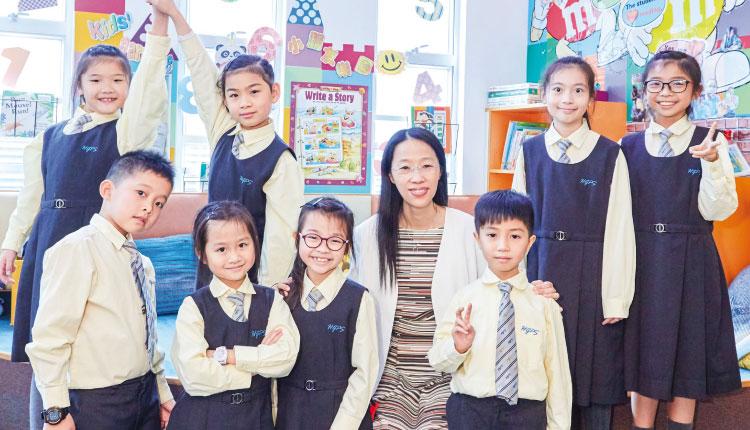 基督教聖約教會堅樂小學:堅強喜樂 關愛校園 打好閱讀根基 學習多元知識