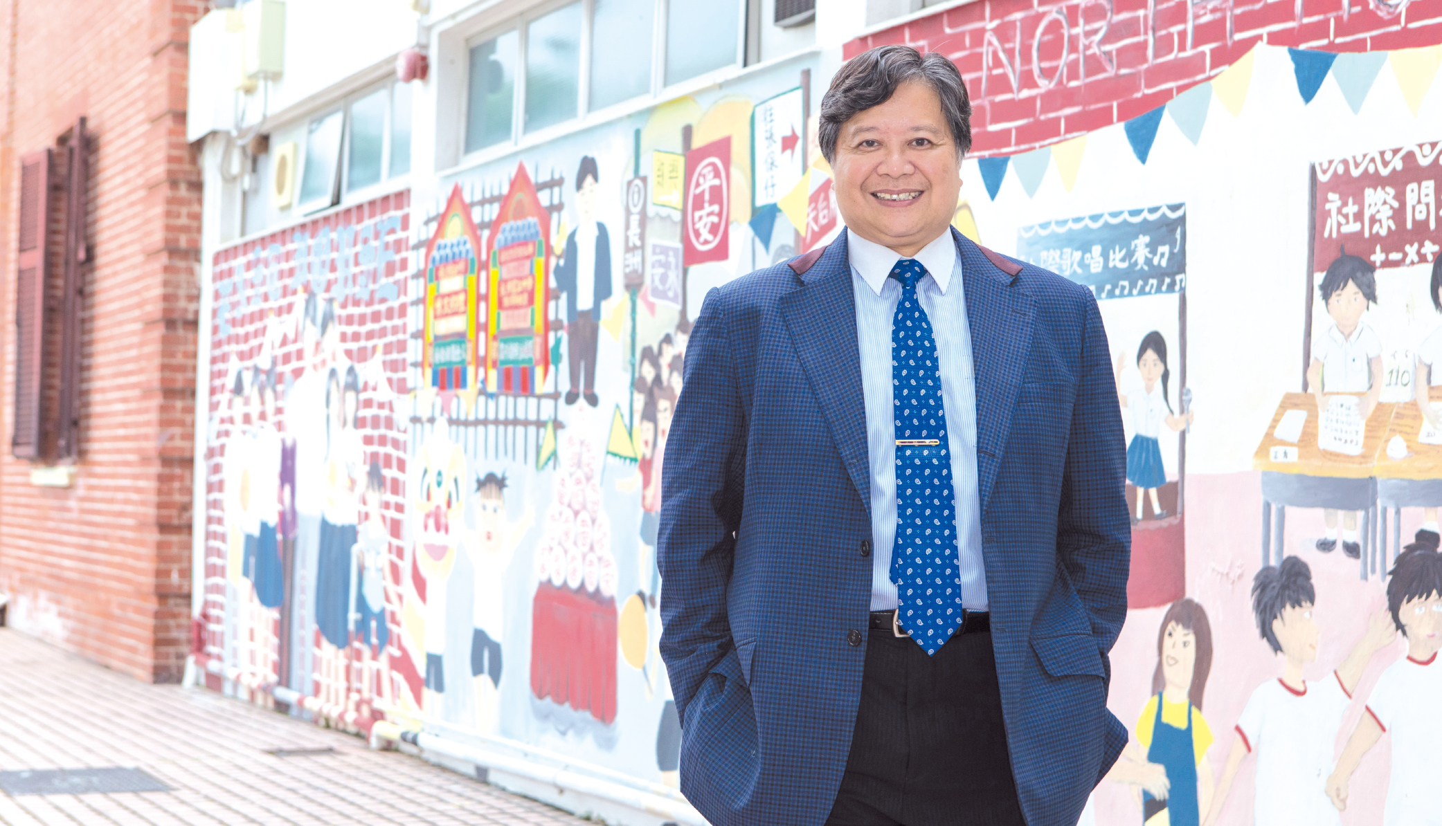 長洲官立中學:優良傳統 繼往開來 跳出校園 走進社群