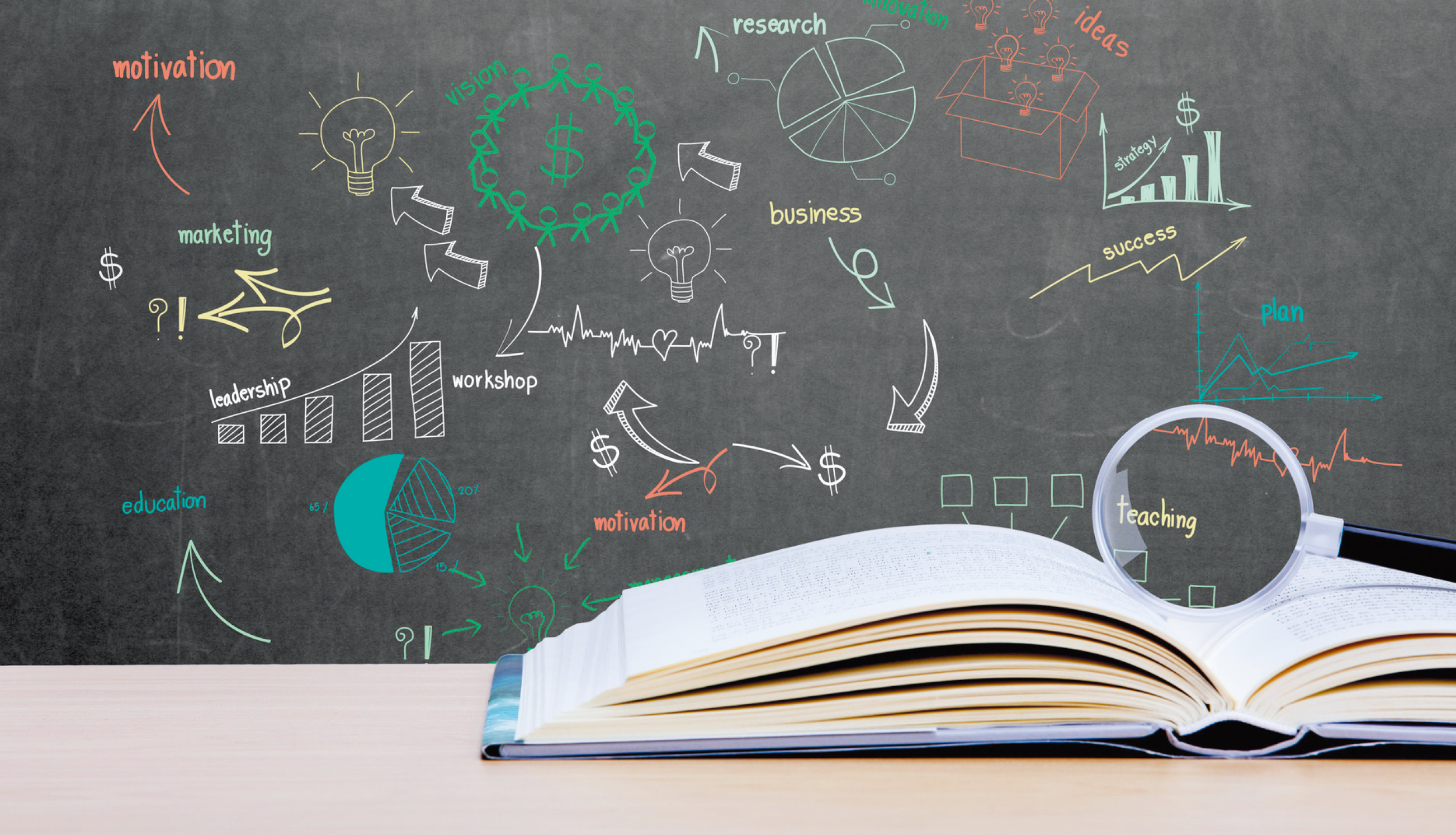 教師視角:有關資源運用的學問