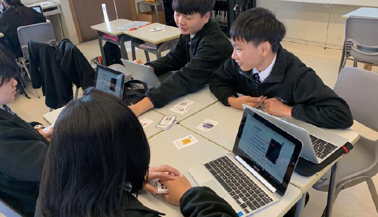 玩中學、學中玩 以遊戲進行學習善用電子教學優勢