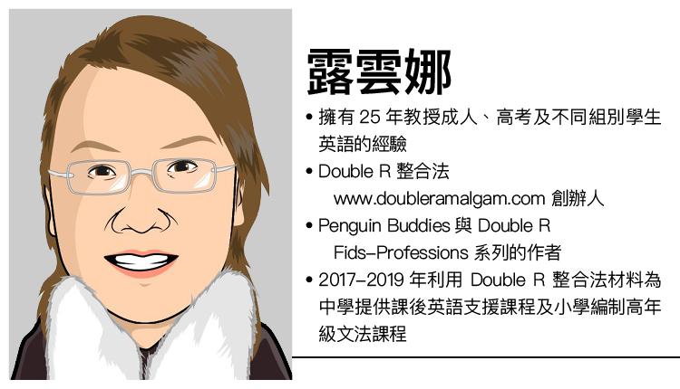 英文、中文語法大不同