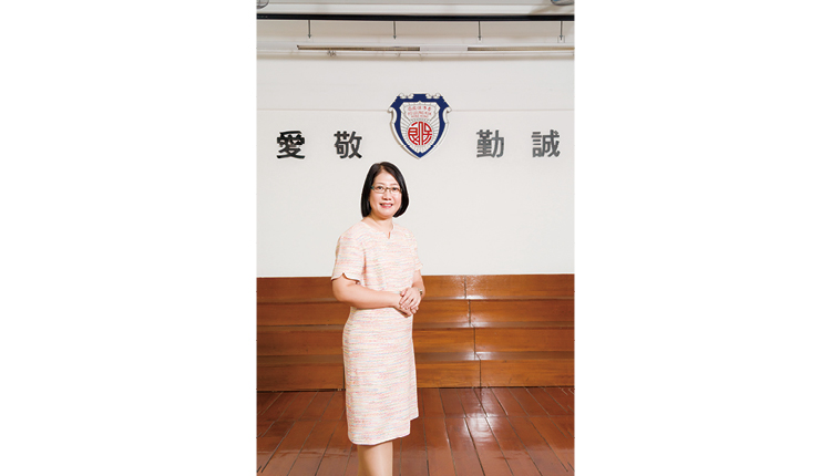 著重教師專業發展 校本課程照顧學習多樣性  Professional Teachers and Well-Designed Curriculum to Cater For Learner Diversity