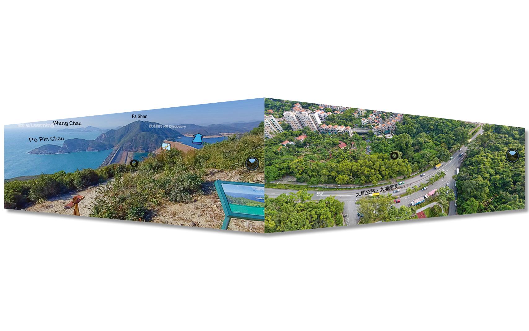 全方位探索大自然 愛上香港獨特的生態環境