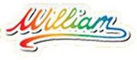 威廉(睿智)幼稚園(非本地課程)校徽