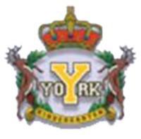 約克中英文幼稚園校徽
