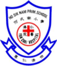 仁濟醫院何式南小學校徽